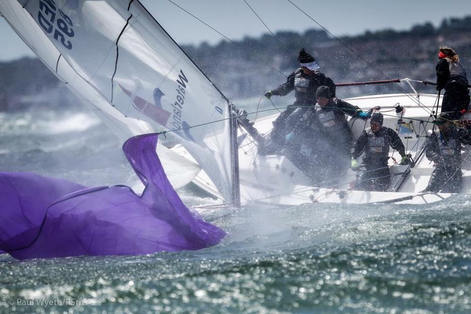 J/70 Europeans Hamble - She Sails