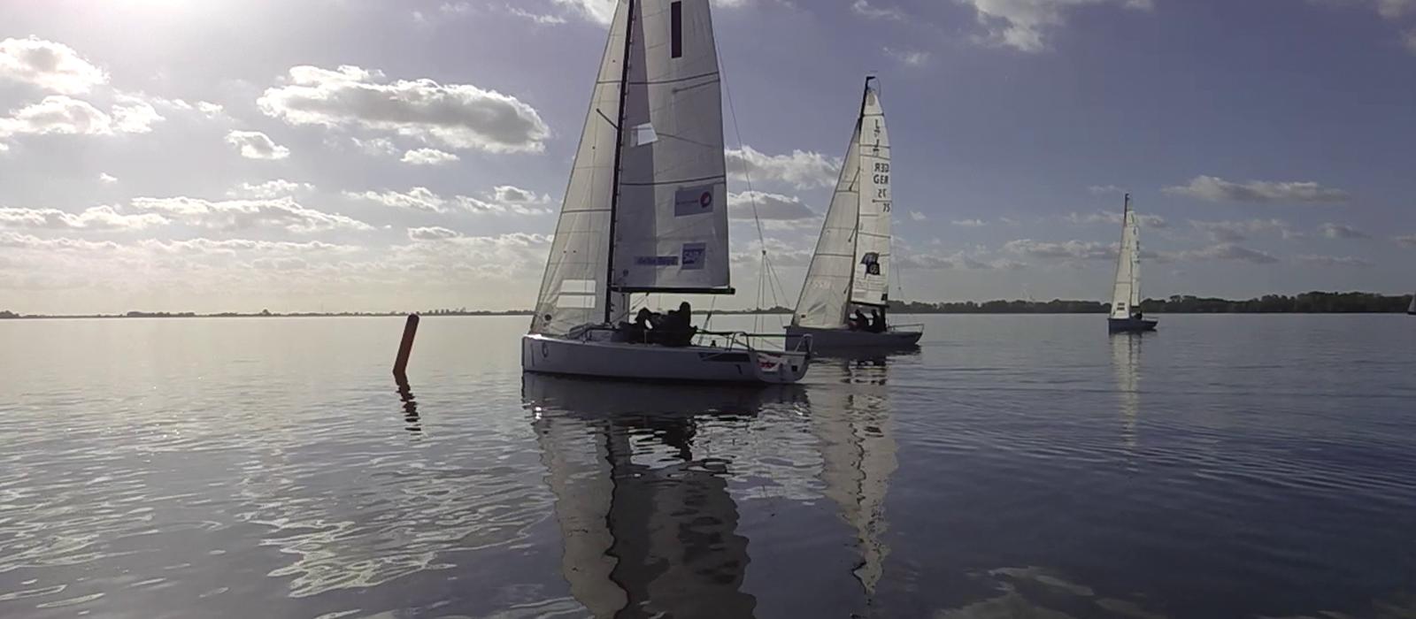 J/70 training Ben Koppelaar Keelboat Academy